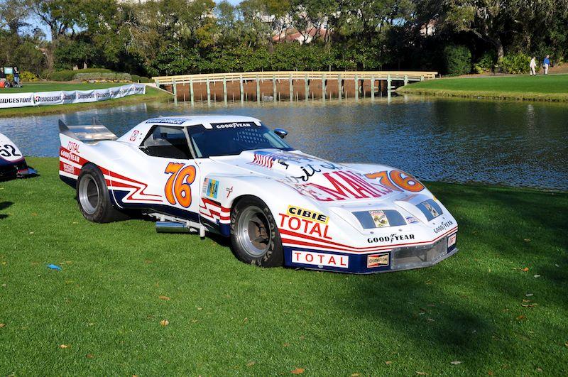 1976 Chevrolet Greenwood Corvette Spirit of Le Mans - Goldin Brothers