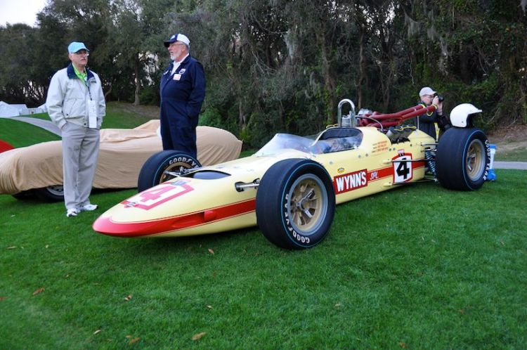 1965 Wynn's Special Watson Indy Car - William and Sharon Davis