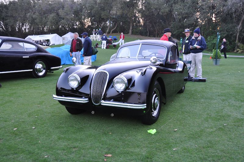 1951 Jaguar XK120 Fixed Head Coupe - Martin Stickley