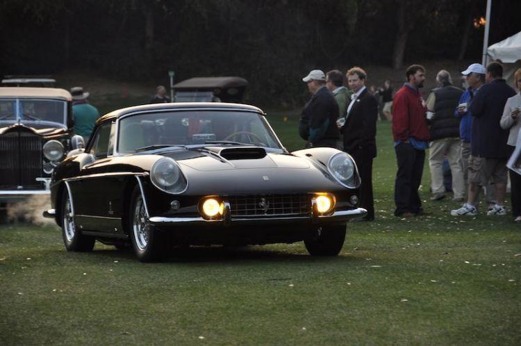 1962 Ferrari 400 Superamerica SWB Pininfarina Cabriolet