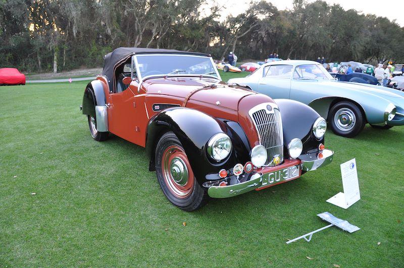 1950 Lea Francis 2.5 Litre Roadster - Barry Alexander