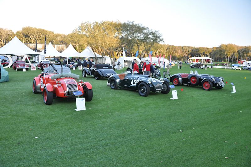 Allard Race Class