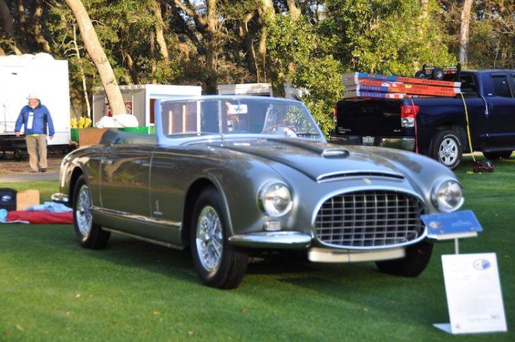 1953 Ferrari 342 America - Jack Thomas