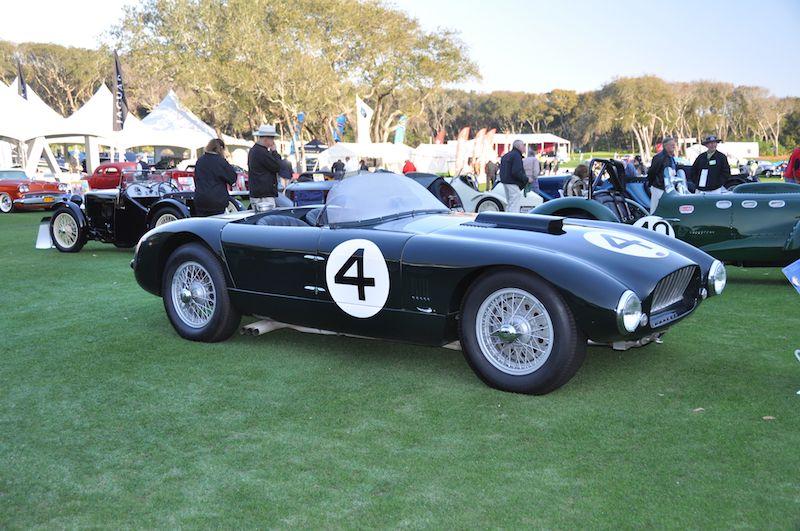 1953 Allard J2 - Bruce McCaw
