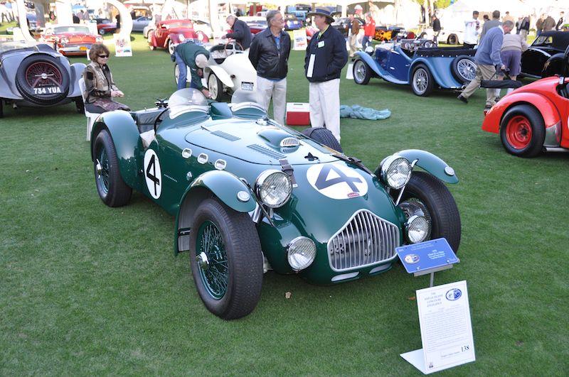 1950 Allard J2 Le Mans