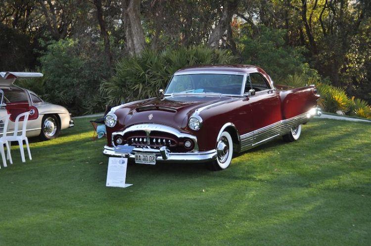 1952 Packard Two Door Coupe Concept - Ralph Marano