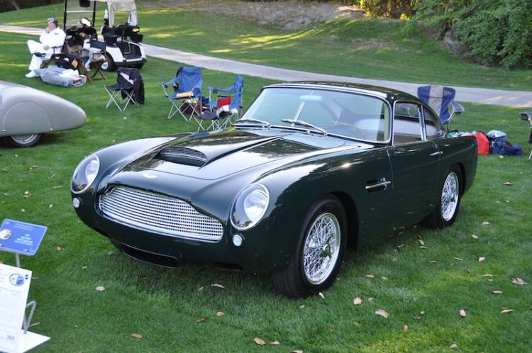 1960 Aston Martin DB4GT Lightweight - Lammot du Pont