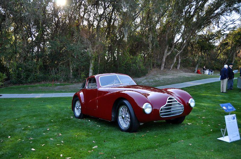 1948 Alfa Romeo 6C 2500 Competizione Sperimentale - Herb Wolfe