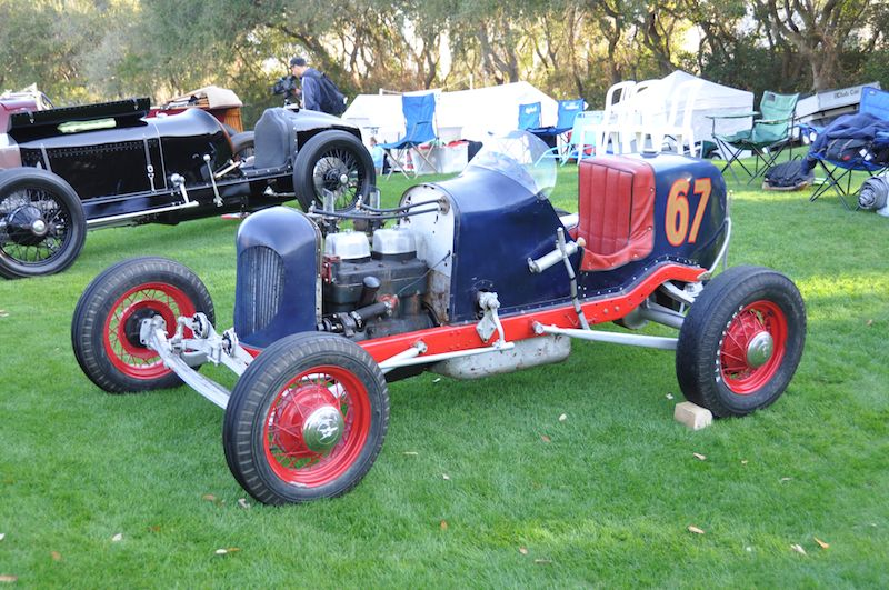 1937 Riley Special Dirt Track Racer