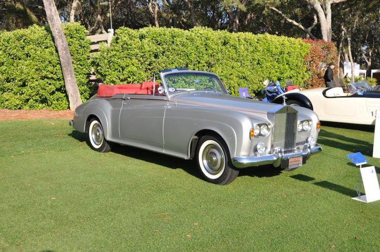 1963 Rolls-Royce Silver Cloud III - Guillermo Salazar