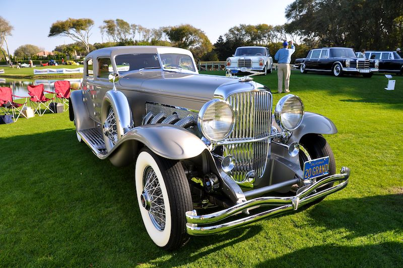 1933 Duesenberg SJN - Nethercutt Collection