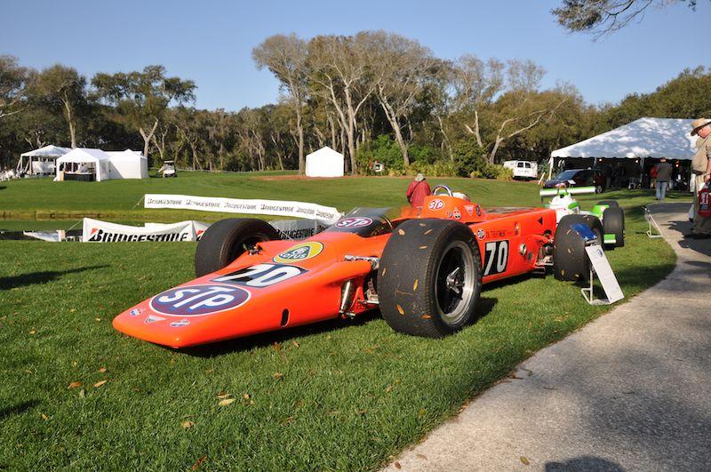 1968 Lotus Type 56/3 Turbine - Indianapolis Speedway