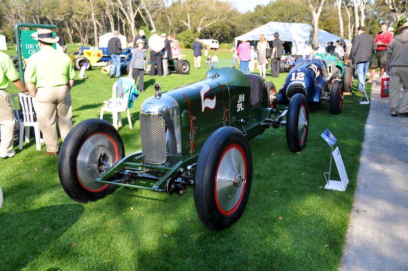 1923 Miller Special 122 Supercharged - Dano Davis