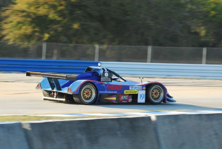 2000 Lola B2K40 Shared by Hayes Harris and Randy Pobst.