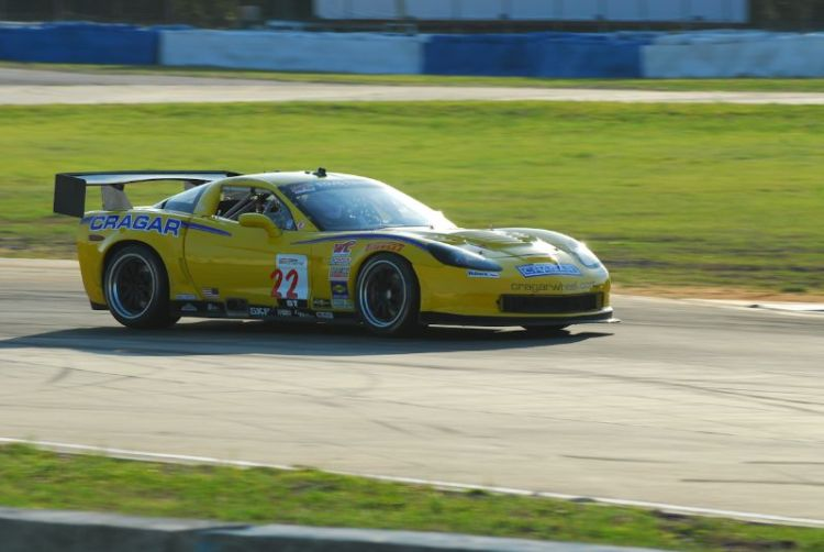 2006 Corvette Mike Sheen.