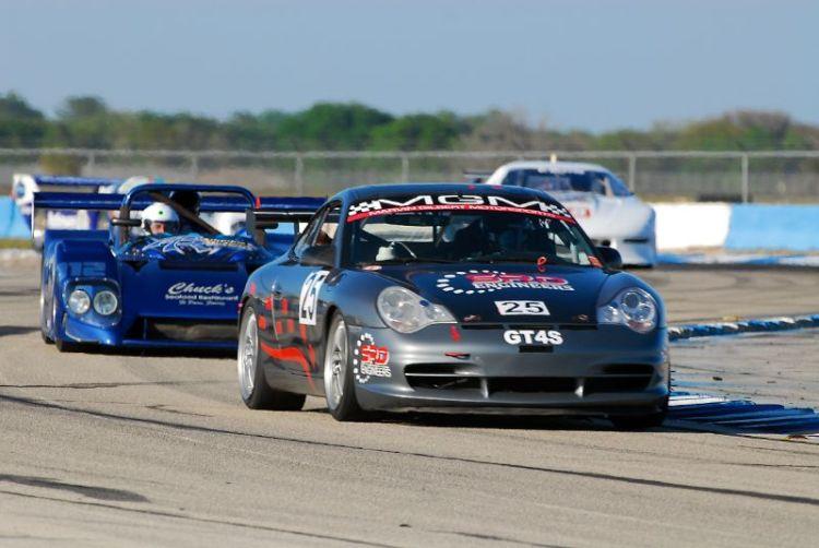 '02 911 GT3, Robert Neil.