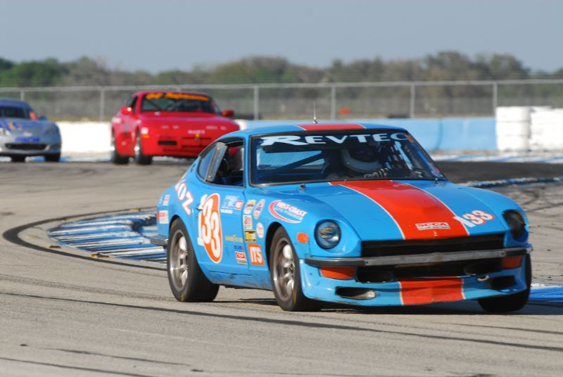 Guy Marvin Datsun 240Z.