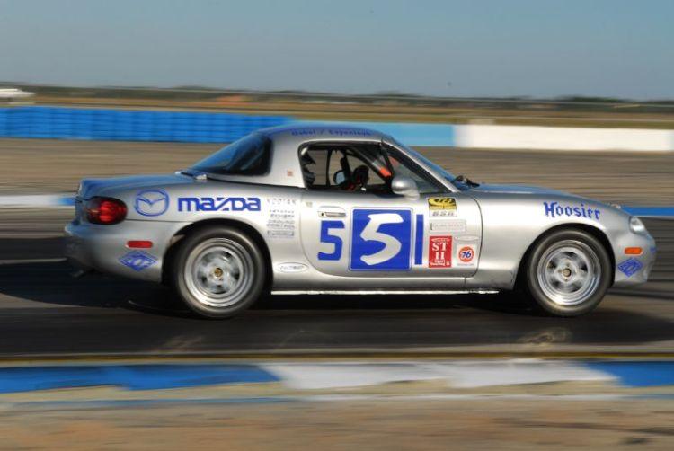 Danny Stewart- '01 Mazda Miata.