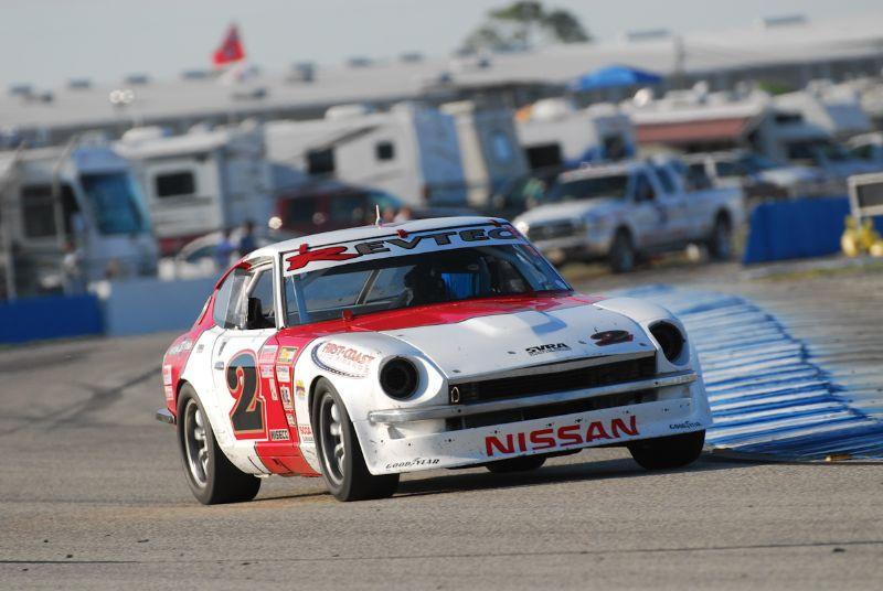 Greg Ira Datsun 240Z.