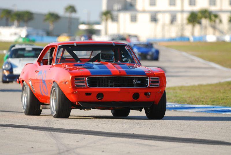 Richard Lind 1969 Camaro Z28.