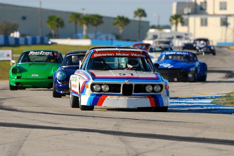 #51- Scott Hughes 1972 BMW CSL.
