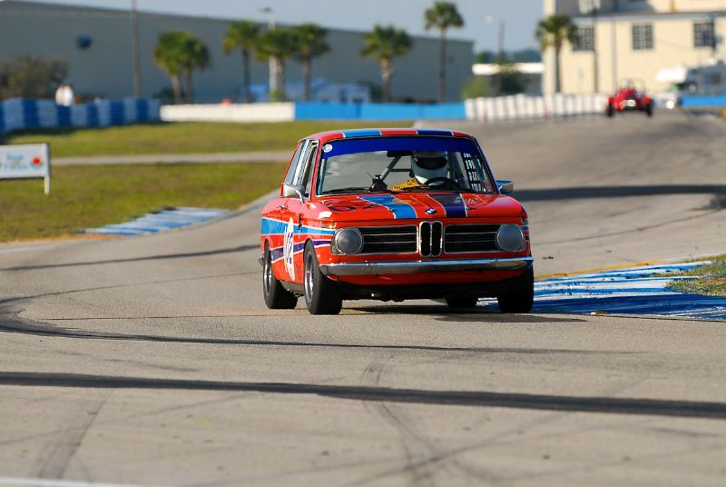 1969 BMW 2002, Byron Defoor.