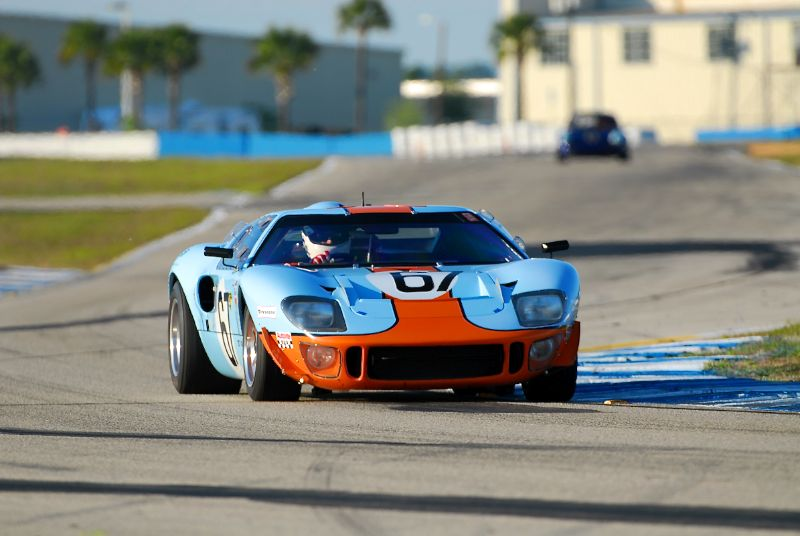 #67- GT40 MkI Dennis Olthoff.