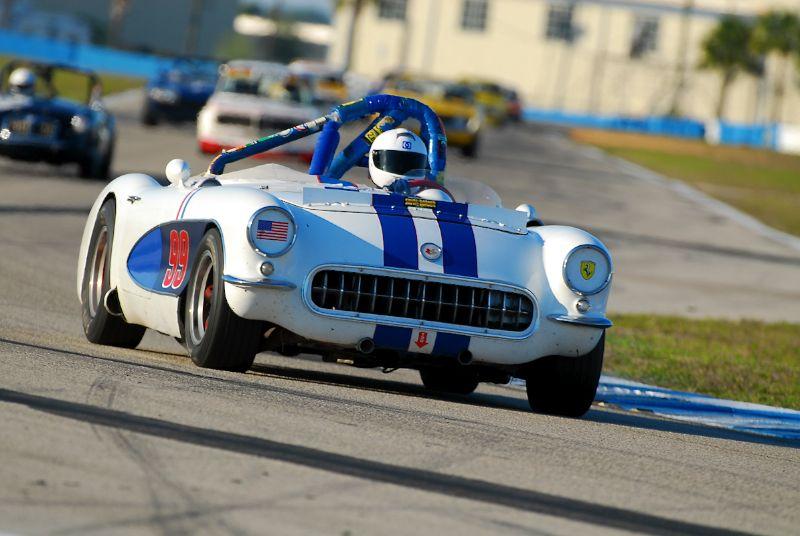 1957 Corvette- Bob Wechsler.