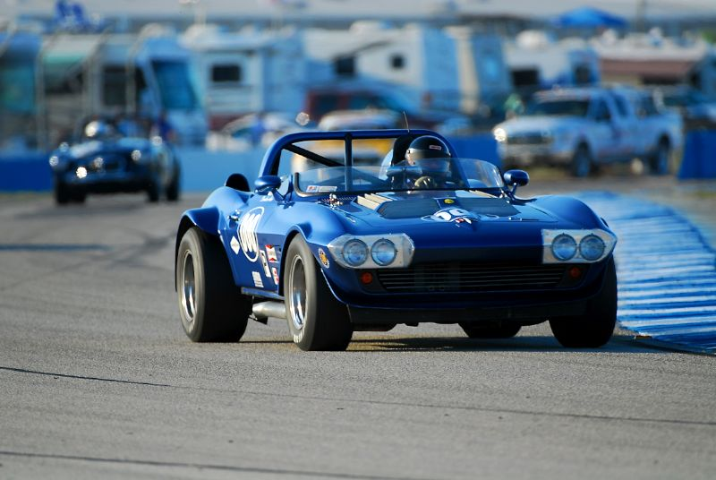 1963 Corvette of Ken Mennella.