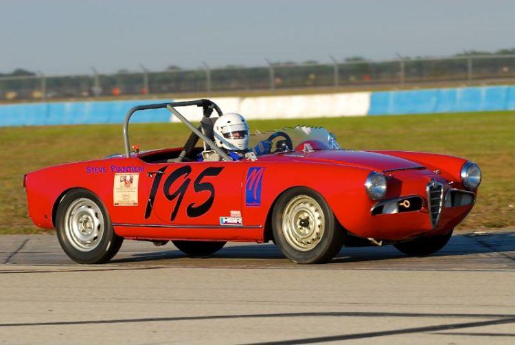 Steve Piantieri- 1960 Alfa GiuliaSpider.