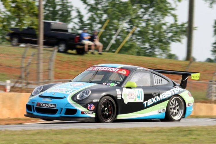 Michael Mills, 09 Porsche Cup