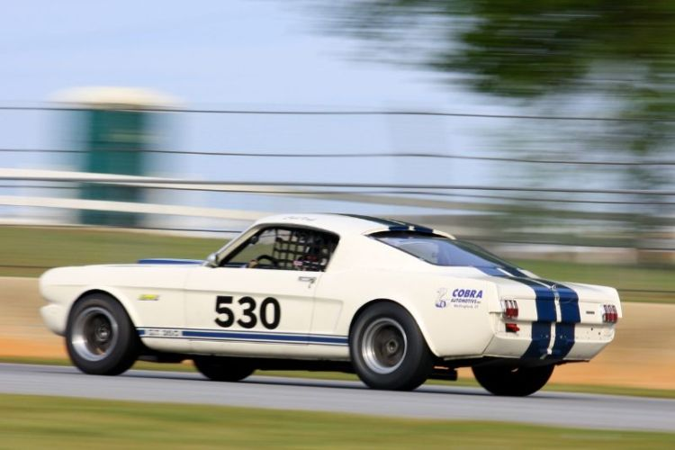 Curt Vogt, 65 Shelby GT350