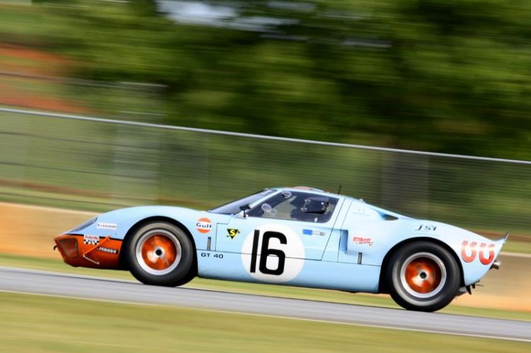 James Cullen, 69 Ford GT 40