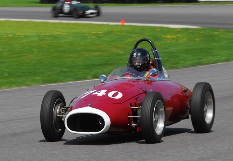 Mitch Eitel- 1959 OSCA 750 Sport.