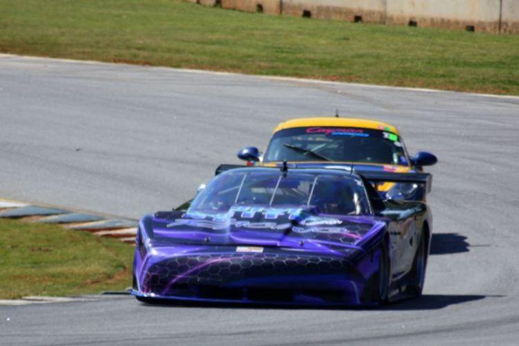 Ray Webb, 04 Corvette