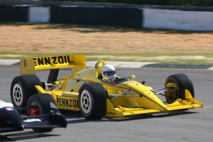 Mike Bernhardt, 92 Lola Champ Car