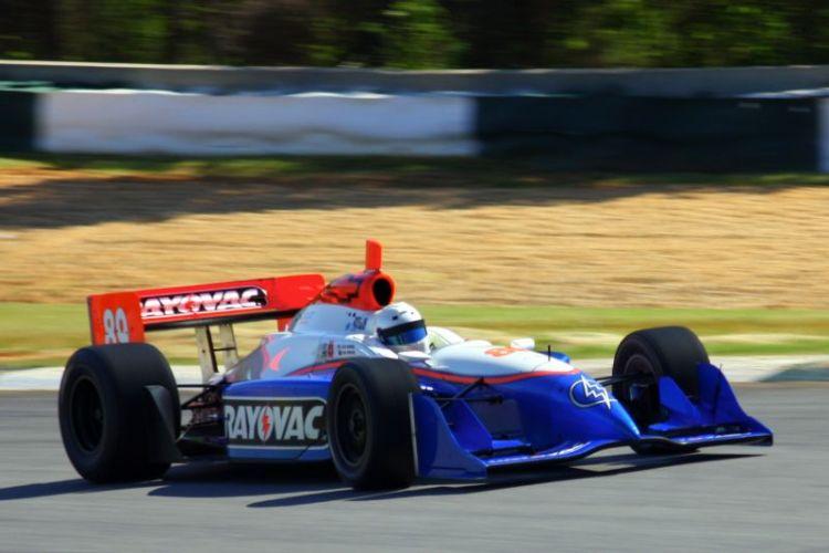 Paul Morgan, 02 Dallara Indy Car
