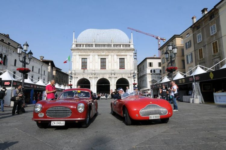 Cisitalia 202 and Fiat 1100S
