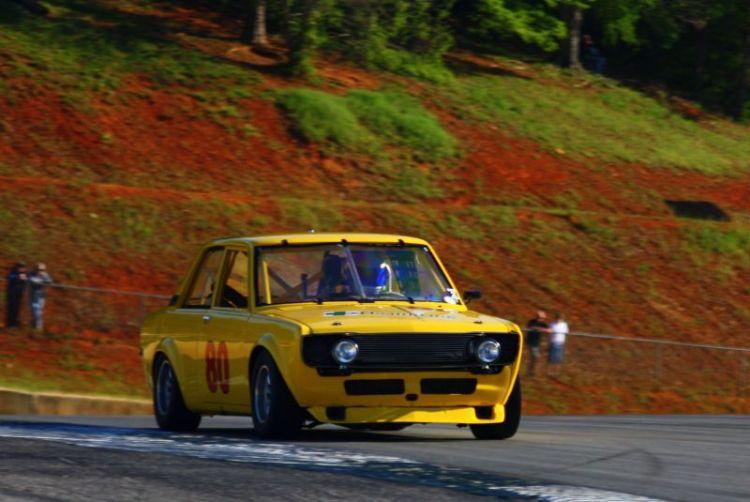 Darrell Fancher, 69 Datsun 510