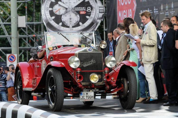 1927 OM 665 Superba