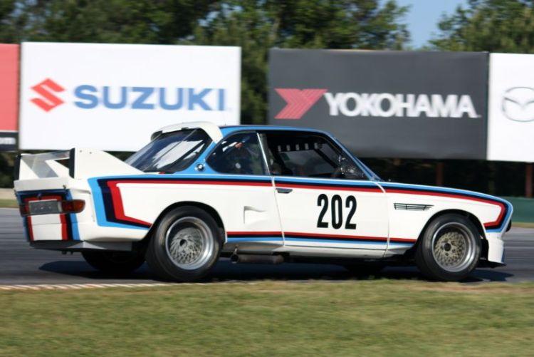 Byron DeFoor, 73 BMW CSL 3.0