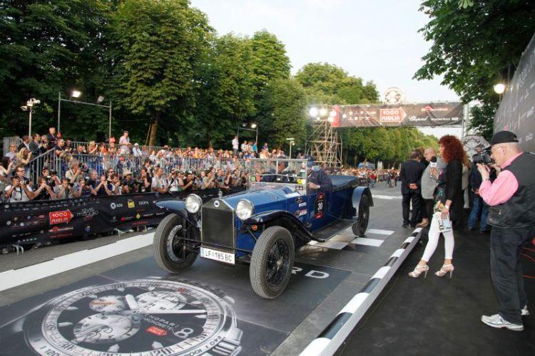 1927 Lancia Lambda Series VII