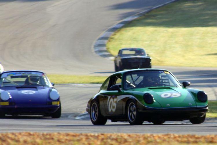 Robert Newman. 70 Porsche 911