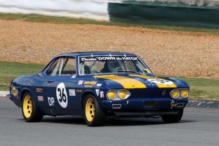 Rick Norris. 65 Chevy Corvair