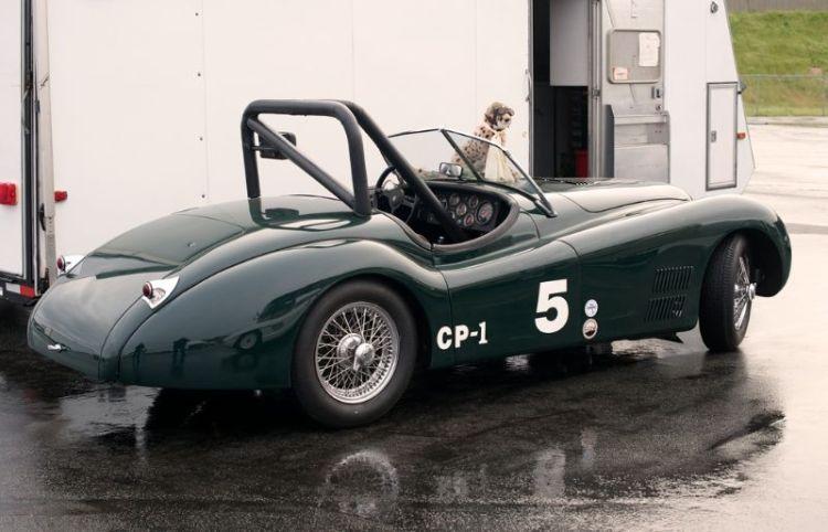 XK 120 Jaguar