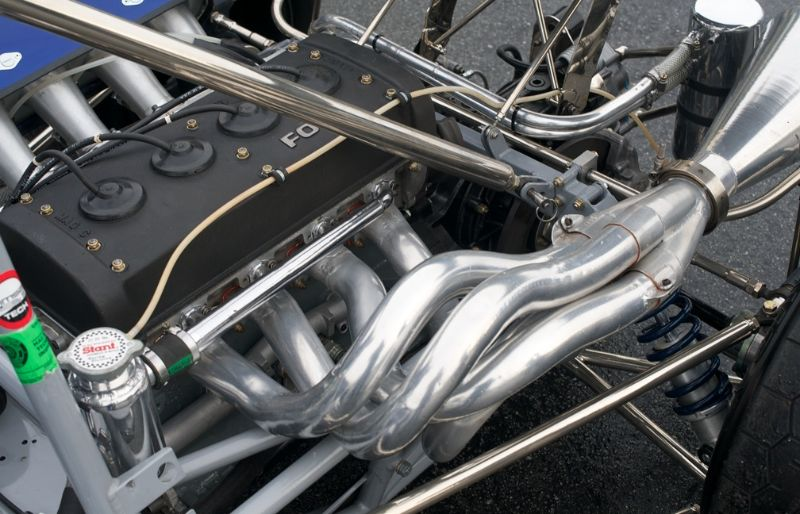 F2 1600 cc Ford TC
