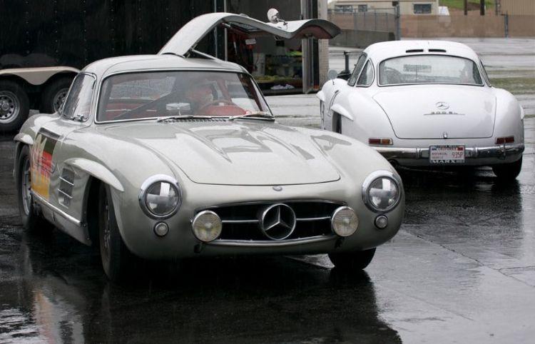 300 SL Mercedes