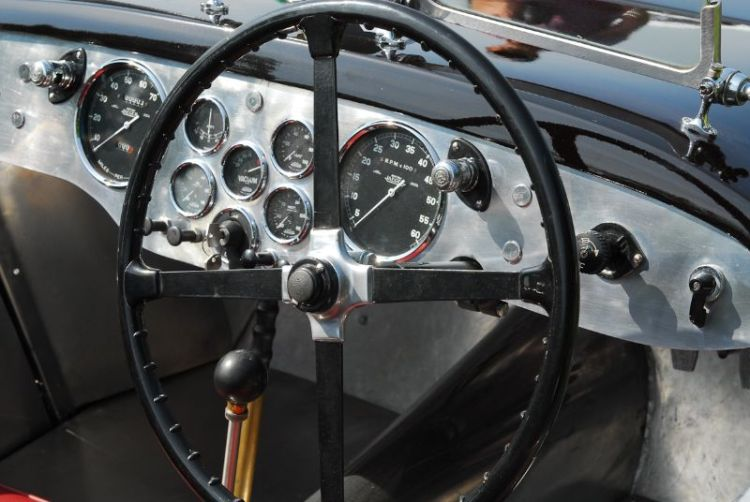 1948 HRG Aerodynamic. Gary Ford.