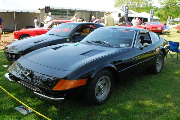 1973 Ferrari 365 GTB Daytona. Douglas Brown.
