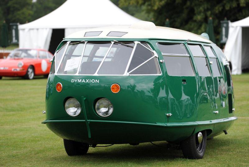 1934 Dymaxion No. 4